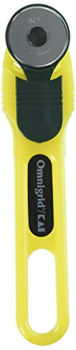 Mini Rotary Cutter - Dritz Omnigrid 28 Mm Rotary Cutter