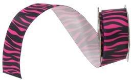 Zebra Satin Fabric - 7
