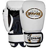 (Farabi Kids Boxing Gloves Junior Mitts Junior Mma Kickboxing Sparring Gloves)