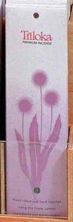 Triloka, Incense Lotus Champa Premium, 10 Gram