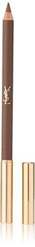 Yves Saint Laurent Dessin Des Sourcils Eyebrow Pencil for Women, No. 3 Glazed Brown, 0.04 Ounce
