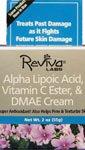 Reviva Labs Alpha Lipoic Acid Vitamin C Ester and DMAE Cream -- 2 oz Discount