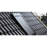 Volet Roulant Solaire VELUX SSL SK01 Schneekristall