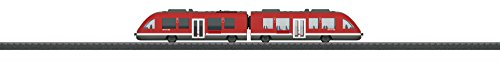 LINT Commuter Train - Battery Powered - My World -- German Railroad DB AG LINT Diesel Light Rail Car
