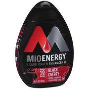 (MiO Energy Black Cherry Liquid Water Enhancer, 1.62 oz(Pack of)