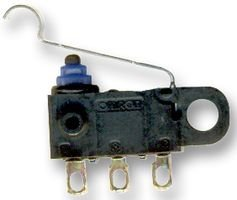 MICROSWITCH, SEALED D2HW-C271H By OMRON ELECTRONIC COMPONENTS D2HW-C271H-OMRON ELECTRONIC COMPONENTS