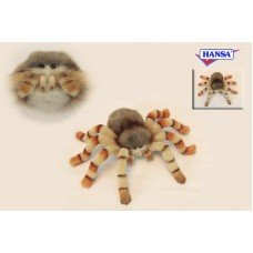 Hansa Jumping Spider Plush ()