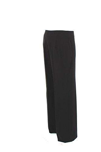 Pantalone Donna Max Mara Studio 50 Nero Satrapo Primavera Estate 2018