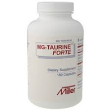 180 Capsules Forte (MG-TAURINE FORTE - 180 CAPSULES)