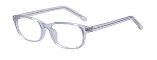 Outray Classic Rectangle Clear Lens Frame Glasses Anti Blue Ray Computer Game Glasses