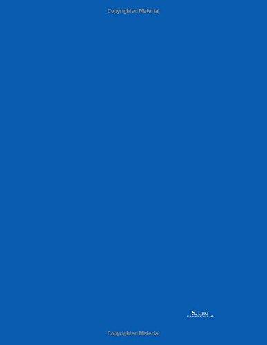 S. Libri Album per Schizzi A43: Sketchbook, Taccuino Album per Schizzi, 21.59 x 27.94 cm = A4, Copertina Blu Copertina flessibile – 15 apr 2018 1717035272