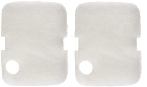 Penn Plax Cascade 700 1000 GPH Floss Pads - Filter Pad Keeps Your Aquarium Clean and Clear - 6 Pack ((Set) of 2)