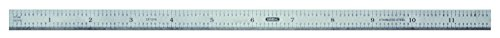 General Tools 1216 12-Inch Flex Stainless Steel (Precision Stainless Steel Rule)