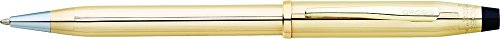 Cross Century II 10KT Gold Filled/Rolled Gold  Ballpoint Pen (4502WG)