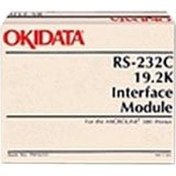 Okidata RS-232C Super-Speed Interface for Ml Series Serial - Data Card Ribbon