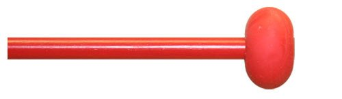 Mike Balter MBBB9 Red Rubber Soft Red Birch Mallet