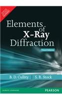 Elements of X-ray Diffraction 3e