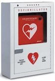 Philips HeartStart AED Wall Cabinet-Wall Surface