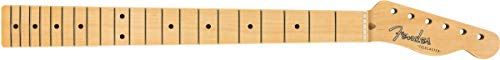 - Fender American Original 50's Telecaster - Replacement Electric Guitar Neck - Maple Fingerboard