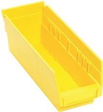 Quantum Storage Yellow Shelf (Quantum Storage Systems QSB101YL 4