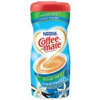 Coffee-mate Non Dairy Creamer Carb Select French Vanilla 10.2 OZ (Pack of 18)
