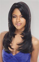 Freetress Equal Lace Front Fresh Hairline Wig - Amber (F33/32/240) by Freetress (Amber Wig)
