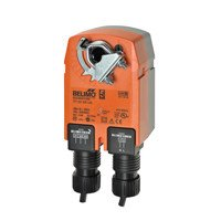 Actuator, Spring Return On/Off, 120V, No.22