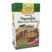 Organic Vegetable Broth 32 Ounces (Case of 12)