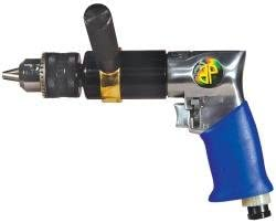 Astro Pneumatic Ao527C Rev Air Drill .5 in. Xhd