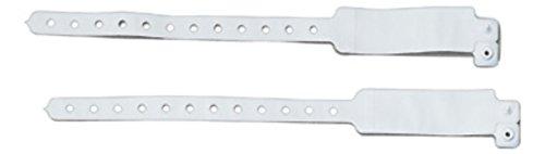 Grafco Patient ID Bracelet, Adult - Box of 500