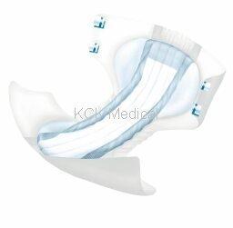 Adult Diapers - Abena Abri-Form Comfort Briefs, Medium, M4, 14 Count
