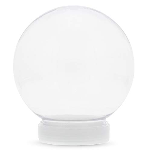 (BestPysanky Plastic Create Your Water Globe DIY Craft 5.8 Inches)