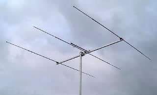 YG3-6 Antena Yagi de 6 Metros de 3 Elementos: Amazon.es ...