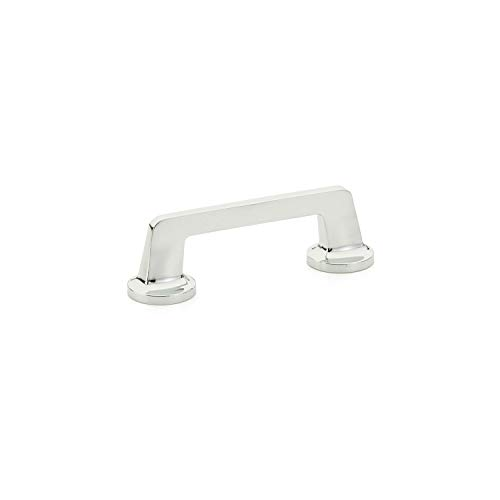 Northport Collection - Schaub Northport Collection 3-1/2 in. (89mm) Pull, Polished Chrome - 200-26