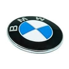 2007 bmw 530i hood emblem - 3
