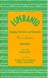 Esperanto: Language, Literature and Community