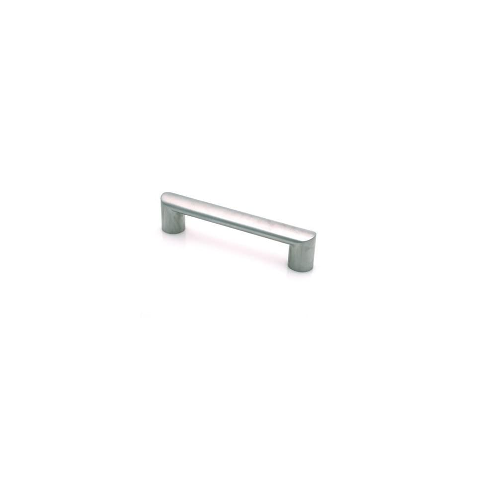 Hardware Oval Stainless Steel Tube 96mm FH029096