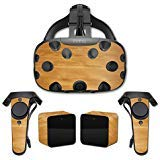 - MightySkins Skin Compatible with HTC Vive Full Coverage - Birch Grain   Protective, Durable, and Unique Vinyl Decal wrap Cover   Easy to Apply, Remove, and Change Styles   Made in The USA
