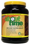 SDC Nutrition About Time Whey Protein Isolate, Chocolate, 2 Pound, Health Care Stuffs