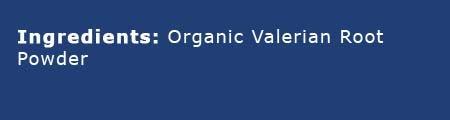 Organic Valerian Root Powder - Valeriana Officinalis (Mood & Mind) 16 oz. (448g.) by Mood & Mind (Image #2)