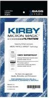 (2) Kirby Part#197394 - Genuine Kirby Vacuum Bags 2X 9 Bags per Package (Total of 18 Bags) Fits: Sentria® (units built prior to 2009), Ultimate G Diamond Edition®, Ultimate G series®, GSix®, G5®, G4® and Generation 3®