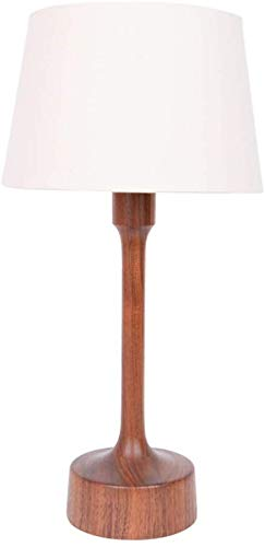 guetter profiter de prix discount braderie YXZQ Lampe, Lampe de Table Salon en Bois Massif Chambre ...