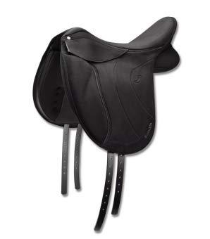 WintecLite Black Dressage D-Lux Saddle 17 ()