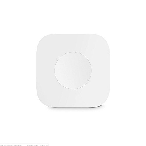 Original Xiaomi Aqara Smart Wireless Switch - MILK WHITE Multi-functional Intelligent Socket / ZigBee Connection