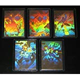1992 X-Men Series I HOLOGRAM Insert Set of 5 Cards for sale  Delivered anywhere in USA
