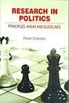 Read Online Research In Politics: Principles, Areas And Guidelines pdf