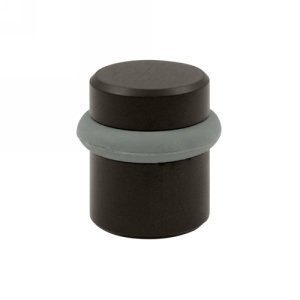 (Baldwin 4505112 Universal Floor Bumper Door Stop, Venetian Bronze, Pack Of 10)