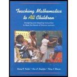 Teaching Mathematics to All Children (02) by Tucker, Benny F - Singleton, Ann H - Weaver, Terry L [Paperback (2001)]