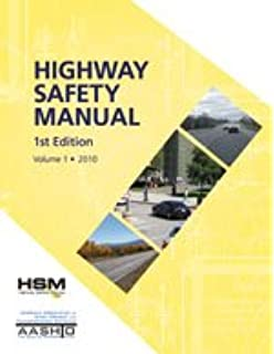 High Quality Highway Safety Manual Three Volume Set 2010