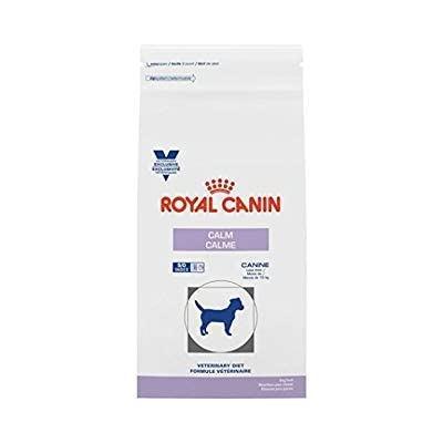 Royal Canin Veterinary Diet Calm Formula Dry Dog Food 4.4 lb